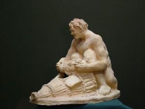 Finta Sámuel szobrok