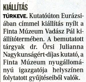 Új Néplap 2010. november 30.