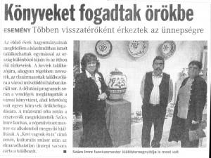 Új Néplap 2008. október 28.