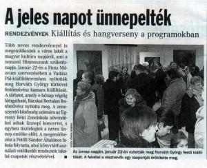 Új Néplap 2010. február 02.
