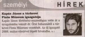 Új Néplap 2008. május 07.