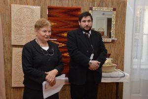 Duna Tisza-közi Népművészeti Egyesület megnyitó