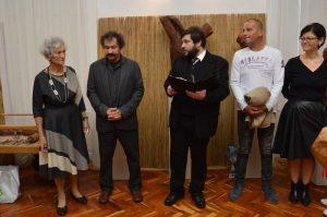 Talamasz Lajos emlékkiállítás megnyitó 2019